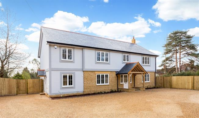 5 Bed SIPs House, Puttenham - 3