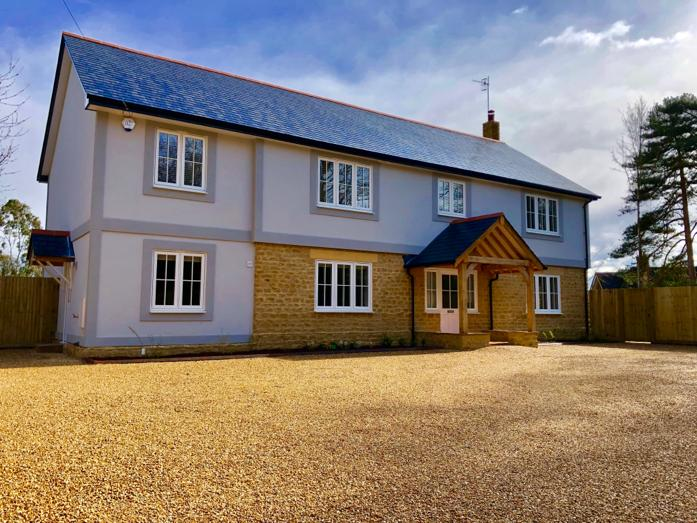 5 Bed SIPs House, Puttenham - 4