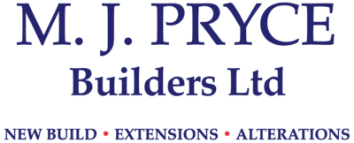 Builders in Guildford by M.J. Pryce Logo